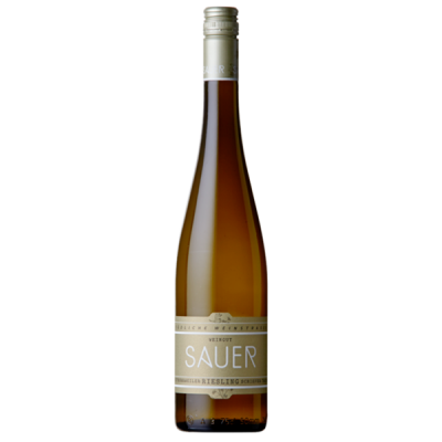 2018 Burrweiler Riesling trocken Schiefer