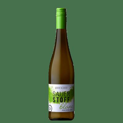 2019 SauerStoff blanc