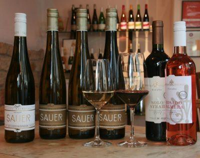 "Weinpaket ""Jahrgang 2020"" inklusive online Weinprobe am 23. April"