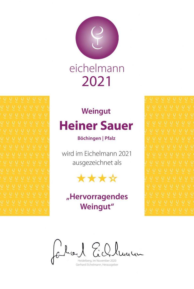 Urkunde Eichelmann
